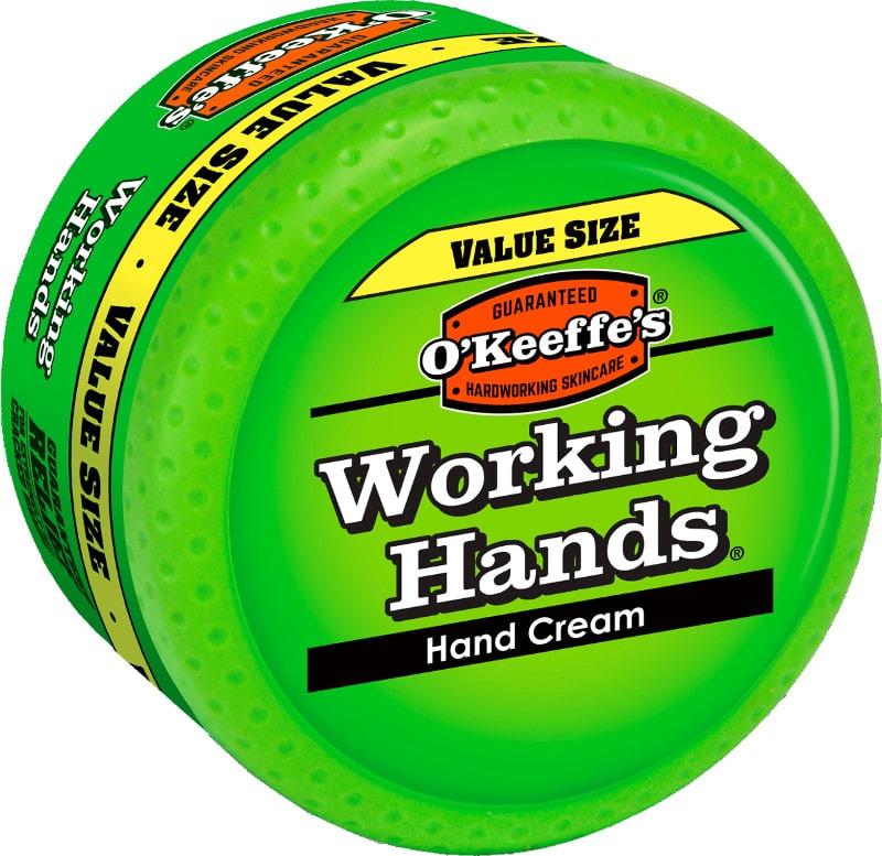 "Working Hands, håndcreme, 193g ""Value Size"" i krukke fra O'Keeffe's thumbnail"