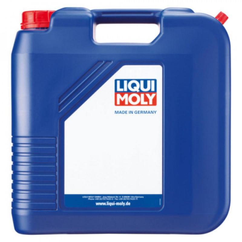 75W140 LS SAE fuldsyntetisk Hypoid gearolie (GL5) i 20l dunk, fra Liqui Moly thumbnail