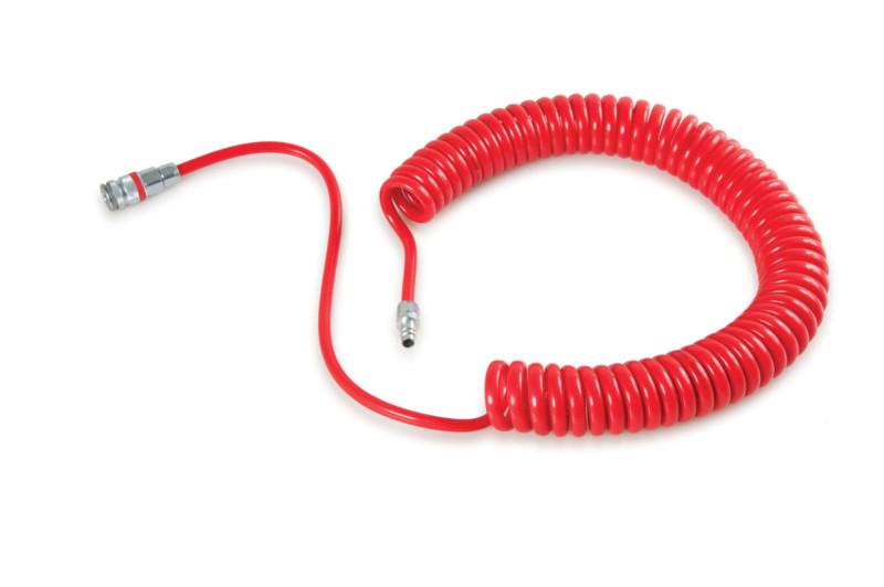 "Spiralslange ø6,5x10mm x 4m model PUR ""Flex-boy"" med 530 kobling & nippel thumbnail"
